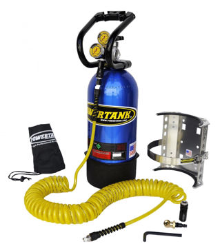 Picture of CO2 Tank 10 LB 250 PSI Package A