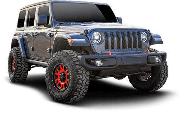 """Picture of 3.5"""" JL Sport Suspension System"""