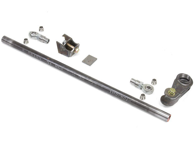 Picture of Jeep Drag Link Correction Kit 77-Present Jeep JK, JKU, TJ, LJ, YJ, CJ  Steel Bare GenRight