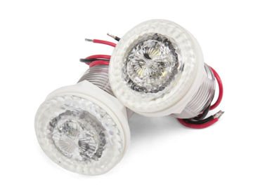Picture of Jeep LED Backup Lights Pair Universal Rear Clear GenRight